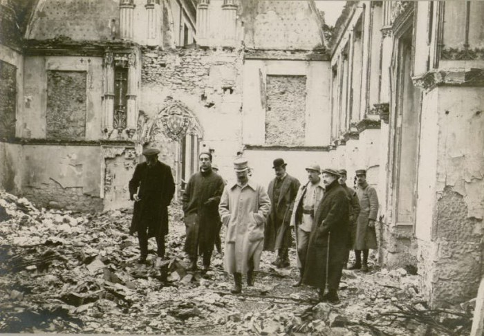 Le 24 mars 1916 : mission roumaine