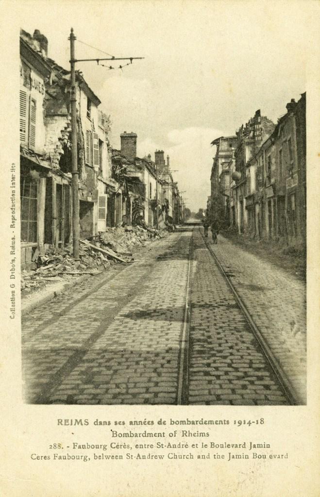 faubourg Cérès