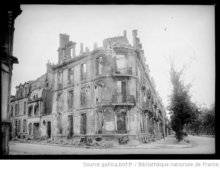 Boulevard de la République, Rue des Consuls - Collection Gallica-BNF