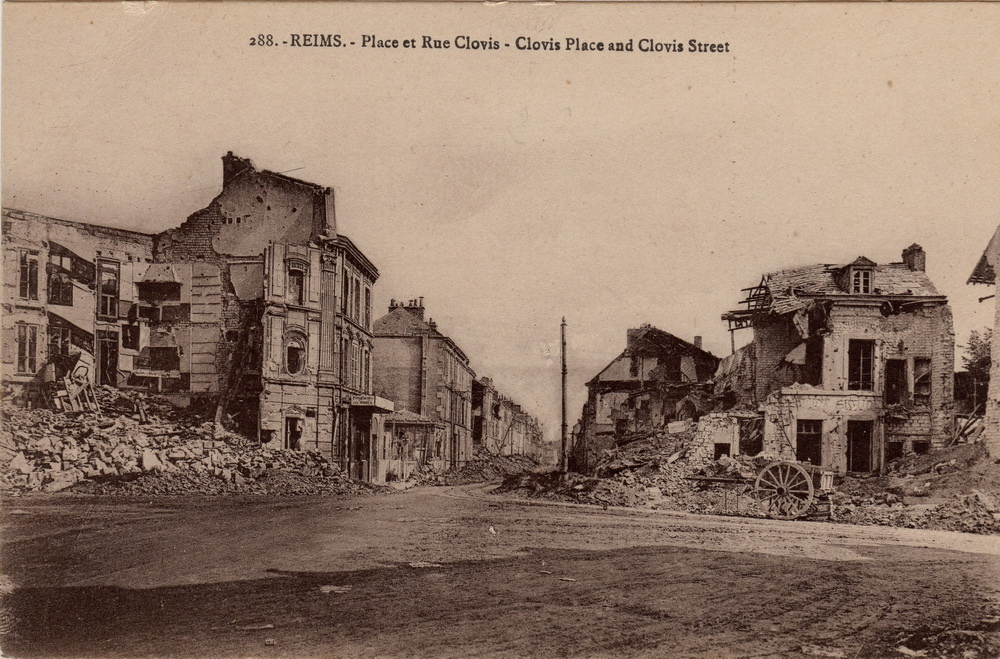 Place Clovis