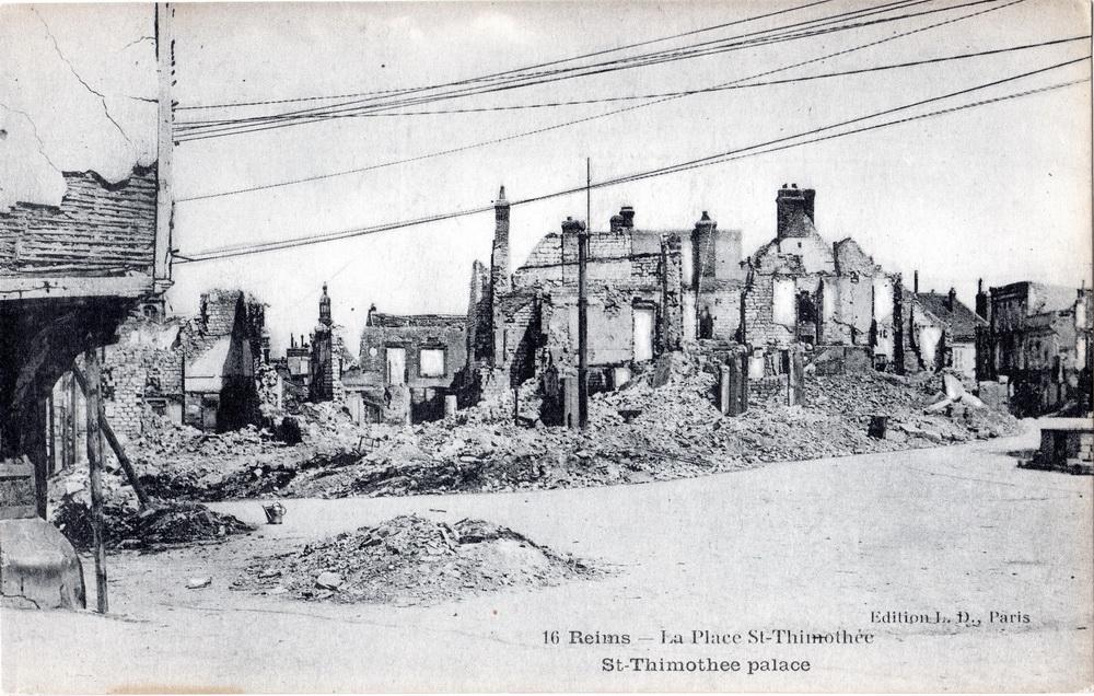 Place Saint-Timothée