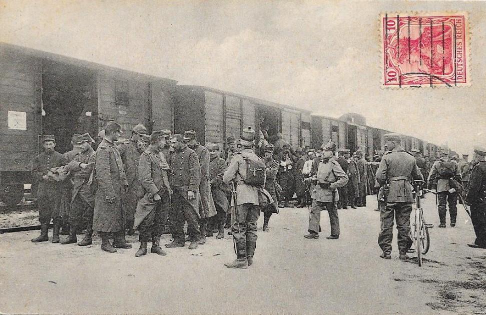 Prisonniers Français