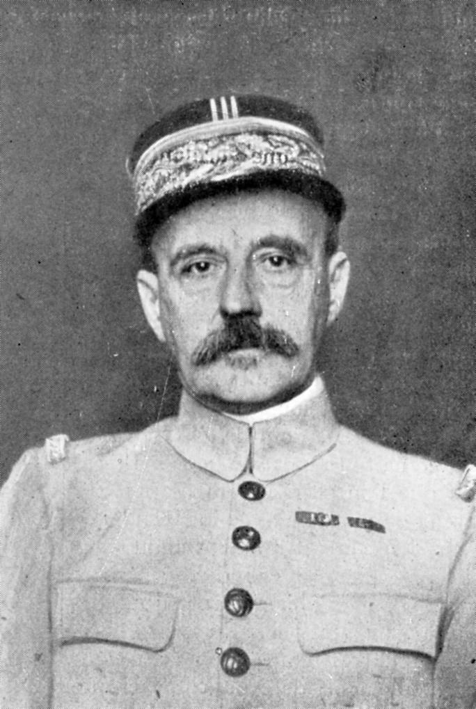 Le général français Marie-Eugène Debeney L'Illustration, n° 4219, 12 janvier 1924