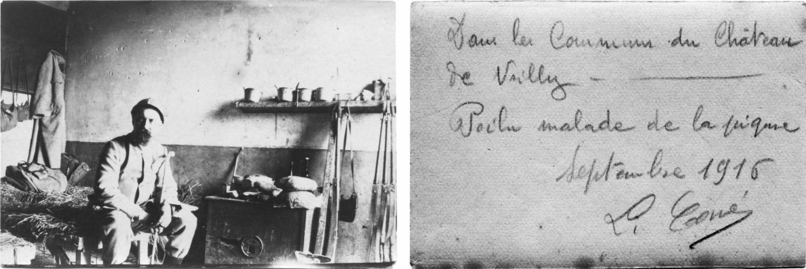 photo : Louis Corré, collection Gérard Corré