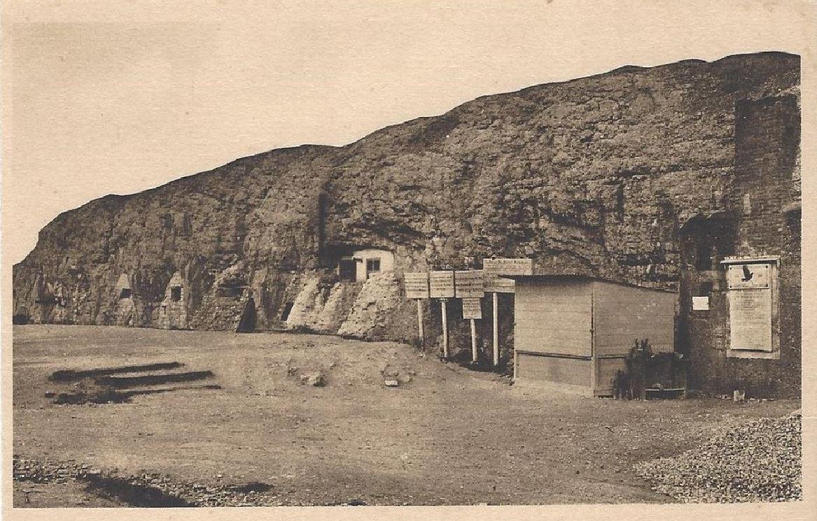 Verdun, fort de Vaux