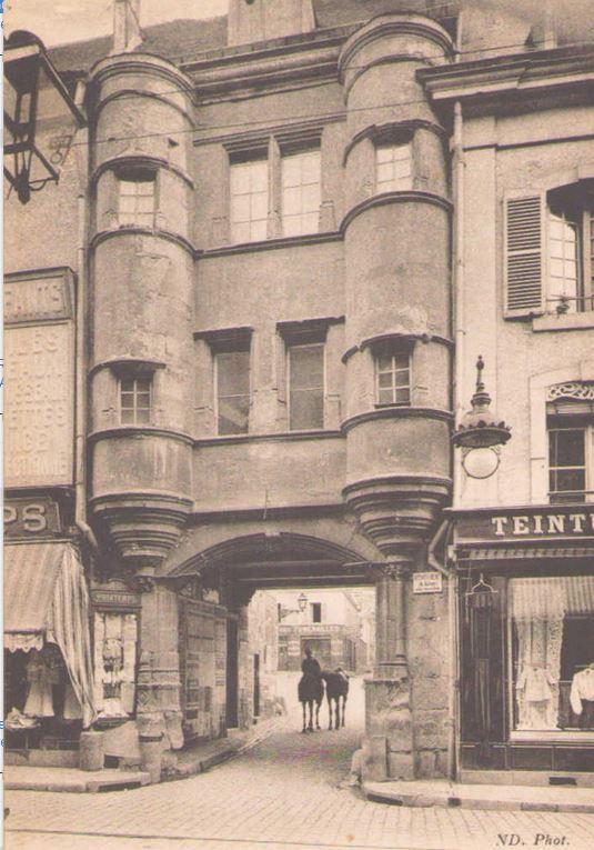 Porte du Chapitre