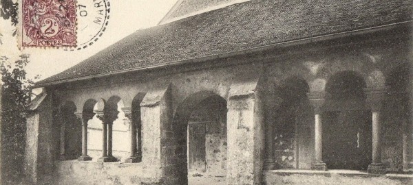 Saint-Thierry en 1907